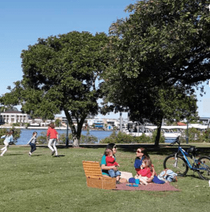 """Residents demand for """"park proximity"""""""